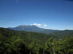 高夏の御嶽