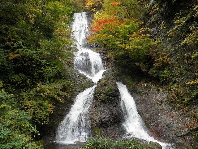 名勝 唐沢の滝
